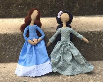 Custom Cloth Dolls