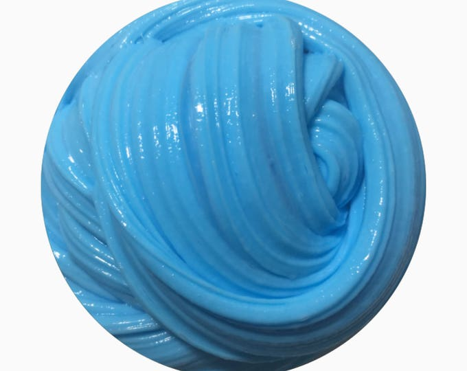 Blue Raspberry Slime