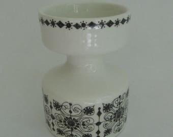 Figgjo Flint candlestick made in Norway