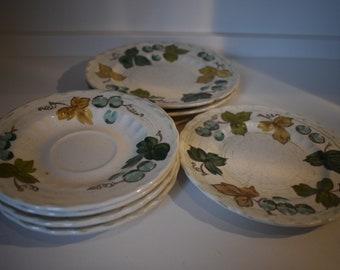 Metlox Vineyard Vernonware Dishes