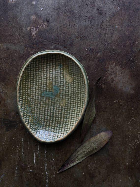 Small Emu Dish