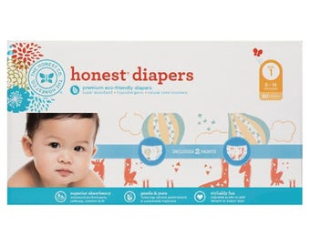 Honest Co. Diapers Substitution