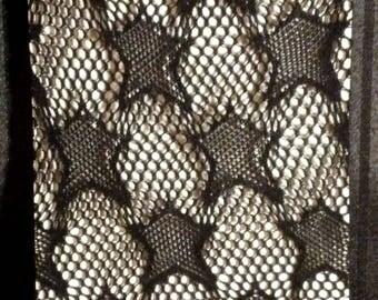 Star Fishnet Tights