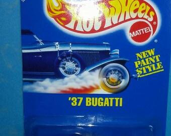 Hot wheels 1937 Bugatti