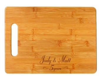 Anniversary Style 1 Cutting Board
