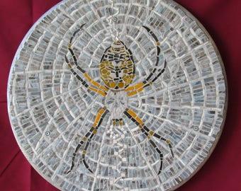 Mosaic - Golden Garden Weaver