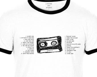 Mixtape T-Shirt DIXIE CHICKS by Lissome Art Studio