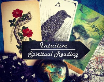 Intuitive Spiritual Reading