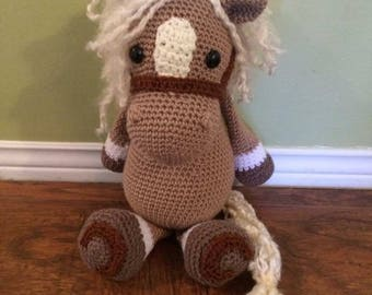 Delilah the horse