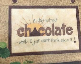 SPRINGSALE Art To Heart, Oh! Chocolate, By Nancy Halvorsen