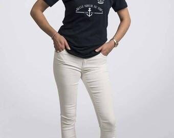 "Christmas gift sister T-shirt with ""Sister to the top"" Customize with name - Christmas gift sister-sister gift"