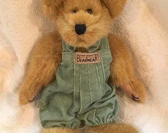 Boyds Forrest B. Bearsley Plush - Retired