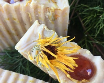 FLOWER CHILD Soap ~ Cold Process and Vegan Soap