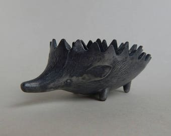 Hedgehog ashtrays, Made in the USSR, Walter BOSSE design