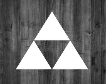 Legend of Zelda Triforce Style 2