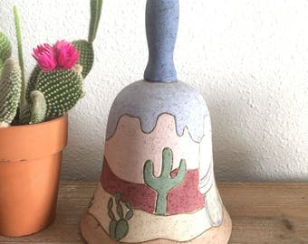 Southwest Inspired Clay Bell