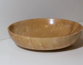 Birds eye Maple bowl