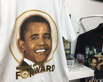 Classic President Obama tee