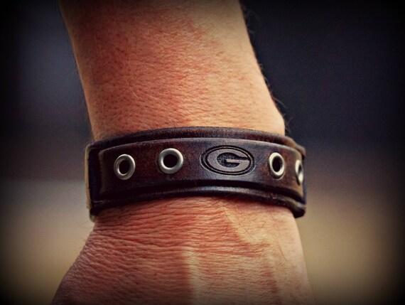 Men's Leather Bracelet, Women's Leather Bracelet, Adjustable Leather Bracelet, Leather Cuff, Personalized Leather Bracelet, Leather Jewelry