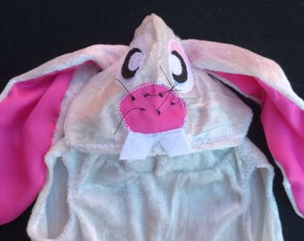 Bunny costume, rabbit costume, dog bunny costume, dog rabbit costume, bunny costume for dogs, rabbit costume for dogs