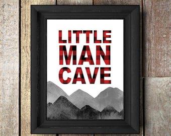 Little Man Cave Etsy
