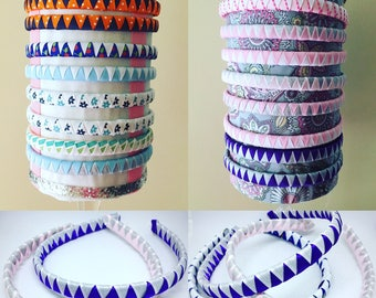 headbands, woven headbands, girl headbands, adult headbands, sparkle headband, white headband, ribbon Headband, sports headbands