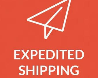 Expedited Shipping - Domestic