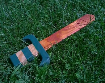 Wooden Sword - Battle Ready and Usable! The Legend of Zelda Replica Item