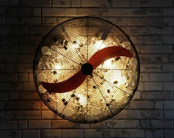 Propeller Wall Lamp 1
