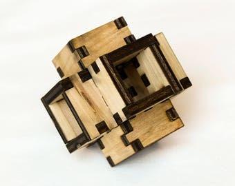 Hypercube Etsy