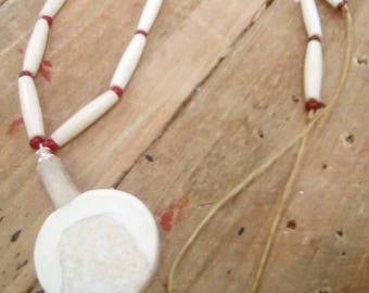 Walrus Ivory Alaska Native Drum