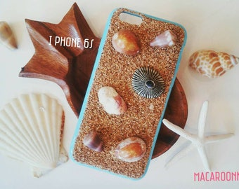 Sand and Shell's Phone Case