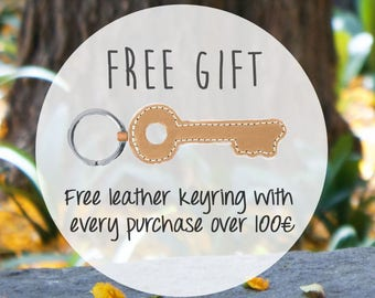 Free gift with every purchase over 100 euros. **This Listing is information only. **Do Not Purchase This Listing.