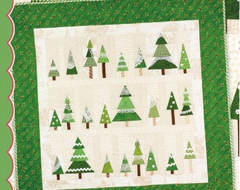 Frosty's Tree Farm Quilt Pattern