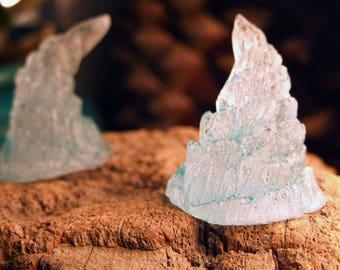 Wearable Ice Horns