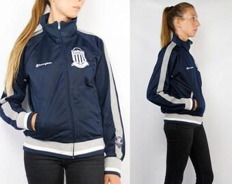 90s windbreaker / Vintage Windbreaker / 90s Track Jacket / Track Jacket / Windbreaker / Vintage Track Jacket / Champion Jacket / Champion