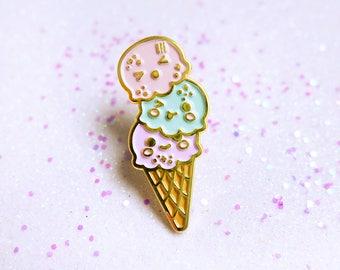 Cheeky Ice Creams Enamel Pin