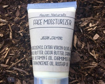 Face Moisturizer - Vegan - 30ml