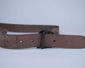 Leather Belt (1330-10-G1316)