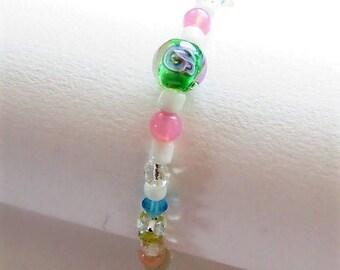 Elastic bracelet 17512
