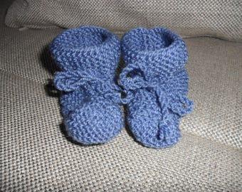 very cute baby booties