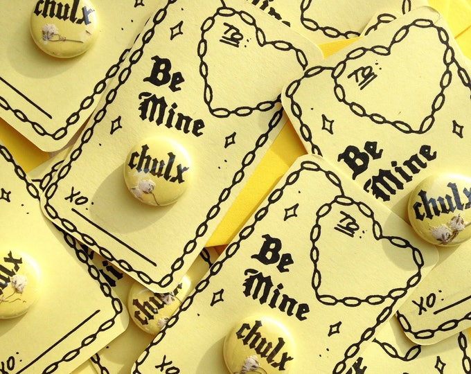 Be Mine, chulx 4-Pack