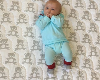 Baby Play Mat; Round Baby Play Mat; Nursery Rug; Photo Prop; Baby Gift