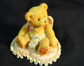 Cherished Teddies Little Bundle Of Joy 1994 103659 Enesco Collectible Boxed