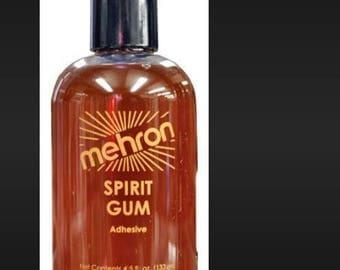 Mehron Spirit Gum 4.5 floz