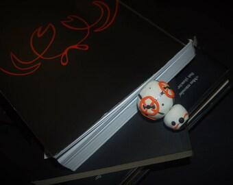 BB8 bookmark