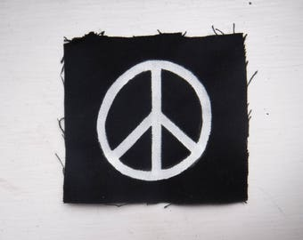 CND Peace DIY Patch