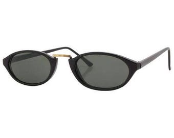 Small Black Vintage Sunglasses