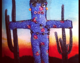 Handcrafted Voodoo Doll
