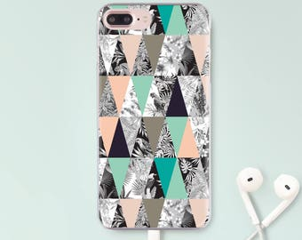 Geometry iPhone 7 Plus Case iPhone 6 Case Triangles iPhone 5 Case iPhone 6S Case For Samsung Galaxy S7 Case iPhone 5S Case iPhone 7 Case 027